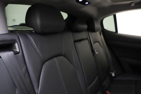 New 2020 Alfa Romeo Stelvio Q4 for sale $49,840 at Maserati of Greenwich in Greenwich CT 06830 26