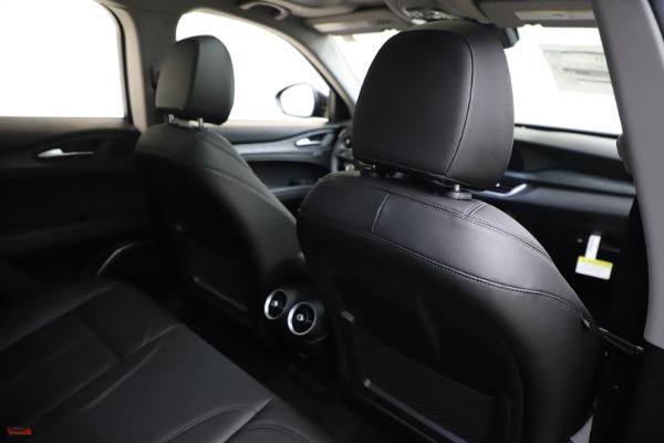 New 2020 Alfa Romeo Stelvio Q4 for sale $49,840 at Maserati of Greenwich in Greenwich CT 06830 28
