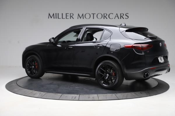 New 2020 Alfa Romeo Stelvio Q4 for sale $49,840 at Maserati of Greenwich in Greenwich CT 06830 4