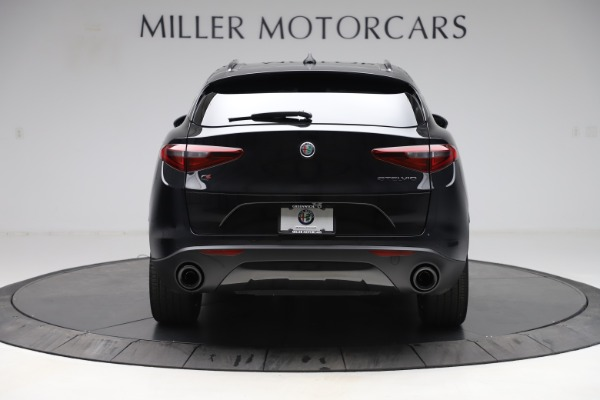 New 2020 Alfa Romeo Stelvio Q4 for sale $49,840 at Maserati of Greenwich in Greenwich CT 06830 6
