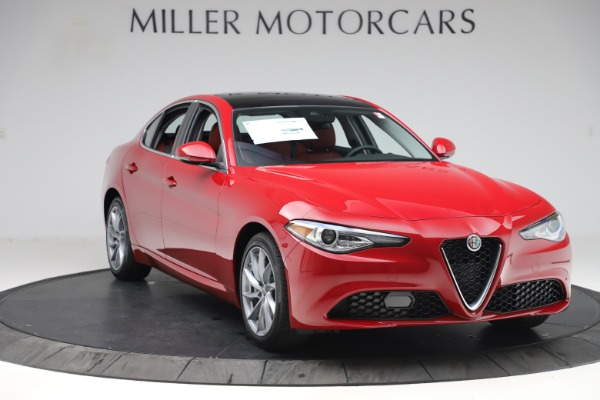 New 2020 Alfa Romeo Giulia Q4 for sale $45,740 at Maserati of Greenwich in Greenwich CT 06830 11