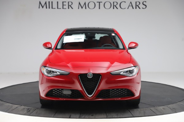 New 2020 Alfa Romeo Giulia Q4 for sale $45,740 at Maserati of Greenwich in Greenwich CT 06830 12