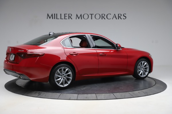 New 2020 Alfa Romeo Giulia Q4 for sale $45,740 at Maserati of Greenwich in Greenwich CT 06830 8
