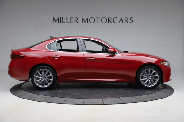 New 2020 Alfa Romeo Giulia Q4 for sale $45,740 at Maserati of Greenwich in Greenwich CT 06830 9
