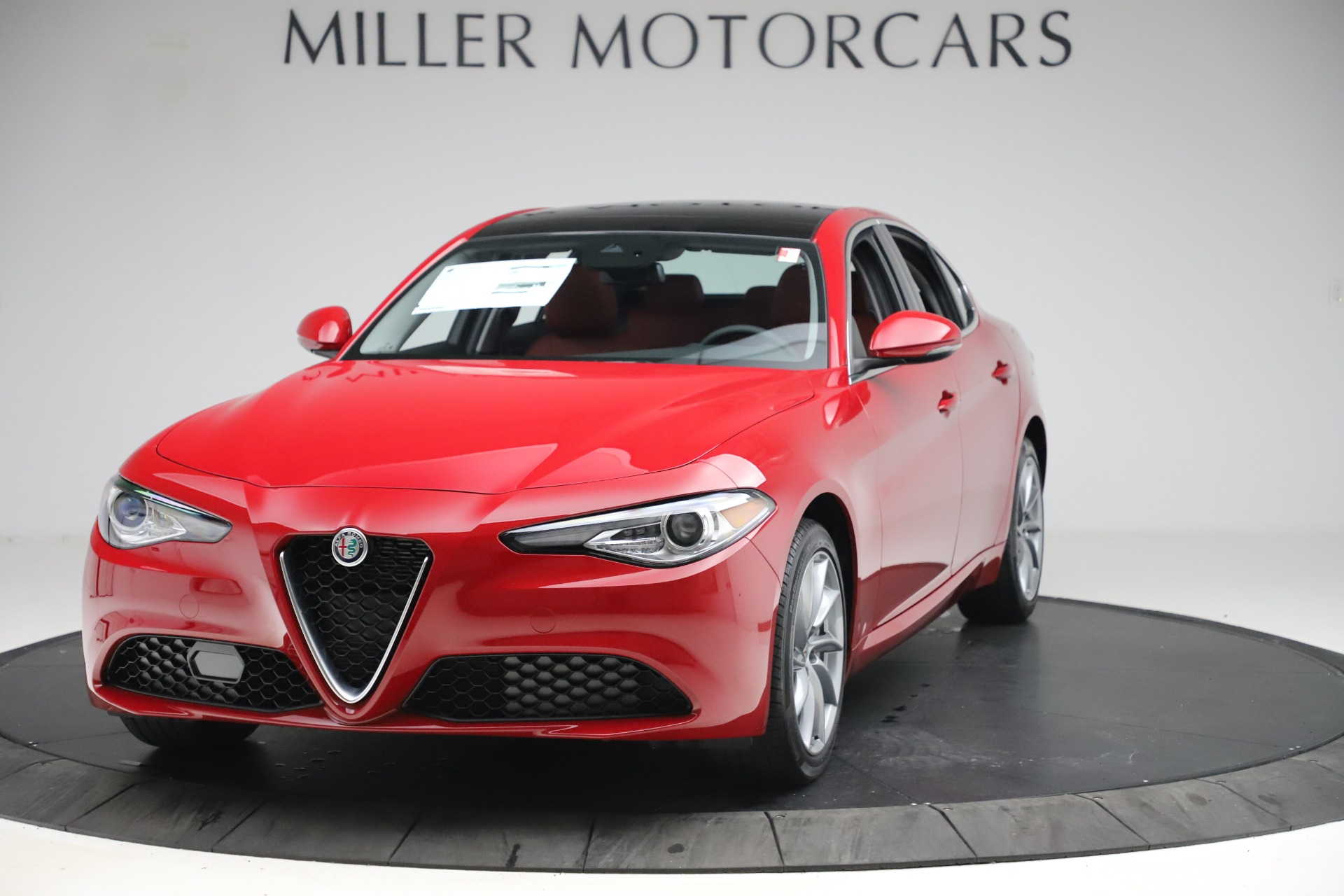 New 2020 Alfa Romeo Giulia Q4 for sale $45,740 at Maserati of Greenwich in Greenwich CT 06830 1