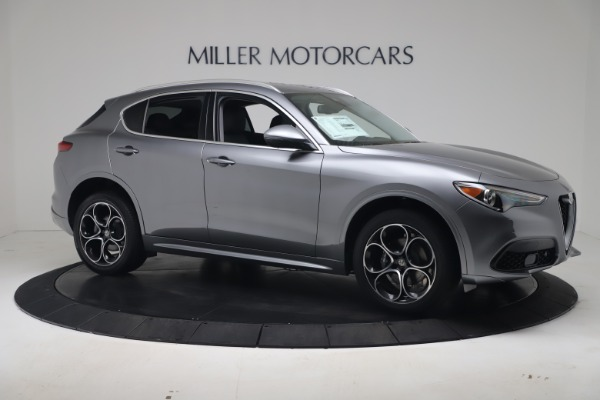 New 2020 Alfa Romeo Stelvio Ti Lusso Q4 for sale $55,790 at Maserati of Greenwich in Greenwich CT 06830 10