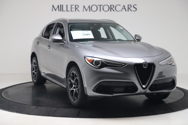 New 2020 Alfa Romeo Stelvio Ti Lusso Q4 for sale $55,790 at Maserati of Greenwich in Greenwich CT 06830 11