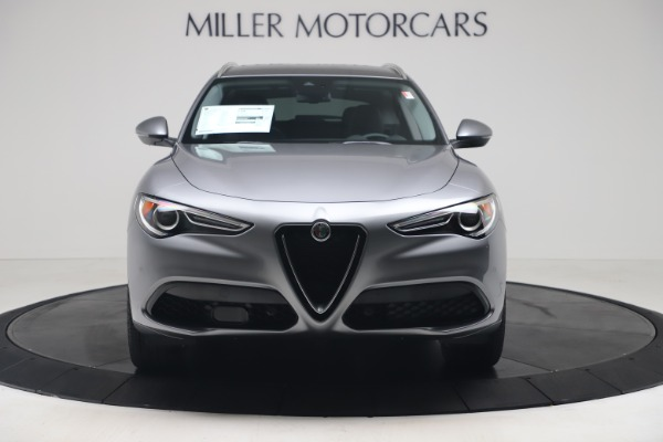 New 2020 Alfa Romeo Stelvio Ti Lusso Q4 for sale $55,790 at Maserati of Greenwich in Greenwich CT 06830 12