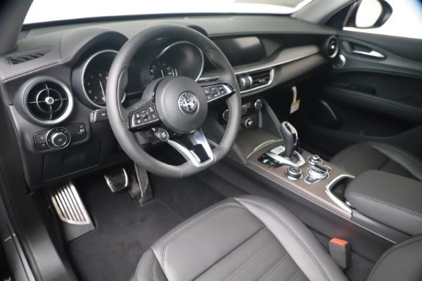New 2020 Alfa Romeo Stelvio Ti Lusso Q4 for sale Sold at Maserati of Greenwich in Greenwich CT 06830 13
