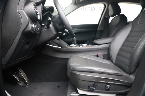 New 2020 Alfa Romeo Stelvio Ti Lusso Q4 for sale Sold at Maserati of Greenwich in Greenwich CT 06830 14