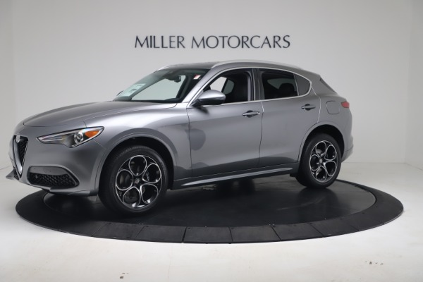New 2020 Alfa Romeo Stelvio Ti Lusso Q4 for sale $55,790 at Maserati of Greenwich in Greenwich CT 06830 2