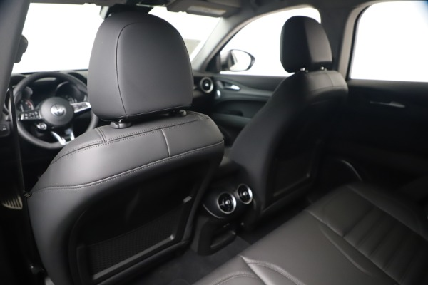 New 2020 Alfa Romeo Stelvio Ti Lusso Q4 for sale Sold at Maserati of Greenwich in Greenwich CT 06830 20