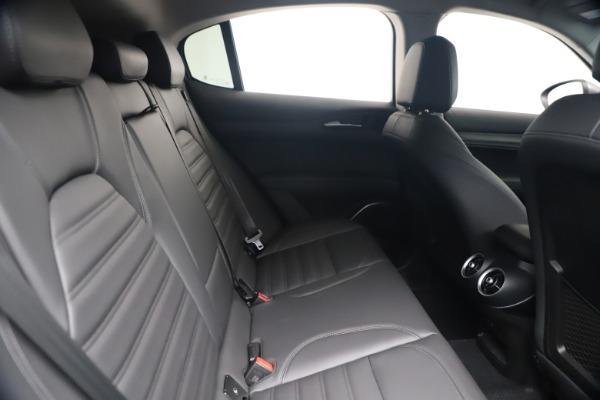 New 2020 Alfa Romeo Stelvio Ti Lusso Q4 for sale Sold at Maserati of Greenwich in Greenwich CT 06830 27