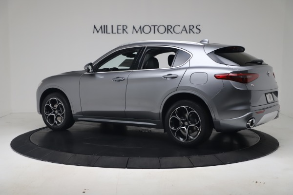 New 2020 Alfa Romeo Stelvio Ti Lusso Q4 for sale $55,790 at Maserati of Greenwich in Greenwich CT 06830 4