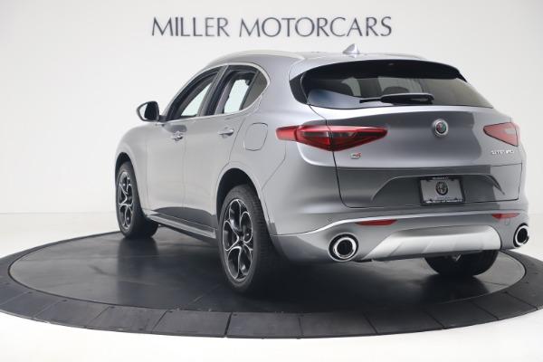 New 2020 Alfa Romeo Stelvio Ti Lusso Q4 for sale Sold at Maserati of Greenwich in Greenwich CT 06830 5