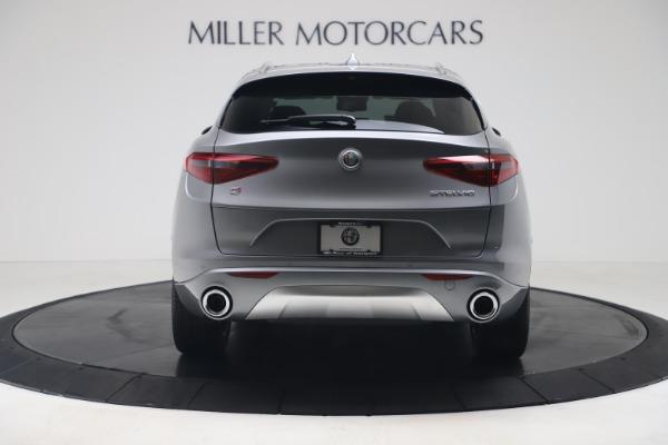 New 2020 Alfa Romeo Stelvio Ti Lusso Q4 for sale Sold at Maserati of Greenwich in Greenwich CT 06830 6