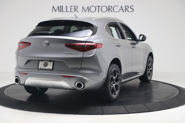 New 2020 Alfa Romeo Stelvio Ti Lusso Q4 for sale $55,790 at Maserati of Greenwich in Greenwich CT 06830 7