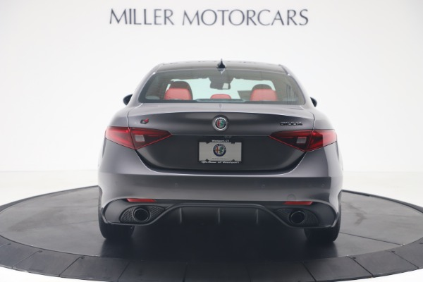 New 2020 Alfa Romeo Giulia Ti Sport Q4 for sale $53,790 at Maserati of Greenwich in Greenwich CT 06830 6