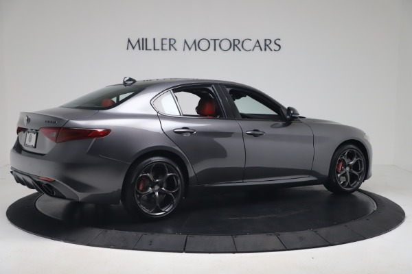 New 2020 Alfa Romeo Giulia Ti Sport Q4 for sale $53,790 at Maserati of Greenwich in Greenwich CT 06830 8