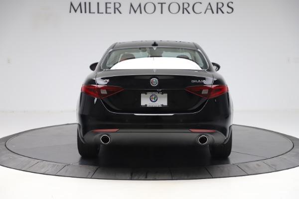 New 2020 Alfa Romeo Giulia Q4 for sale $45,740 at Maserati of Greenwich in Greenwich CT 06830 6