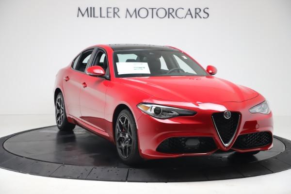 New 2020 Alfa Romeo Giulia Sport Q4 for sale $42,790 at Maserati of Greenwich in Greenwich CT 06830 11