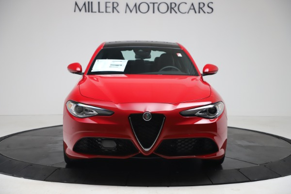 New 2020 Alfa Romeo Giulia Sport Q4 for sale $47,790 at Maserati of Greenwich in Greenwich CT 06830 12
