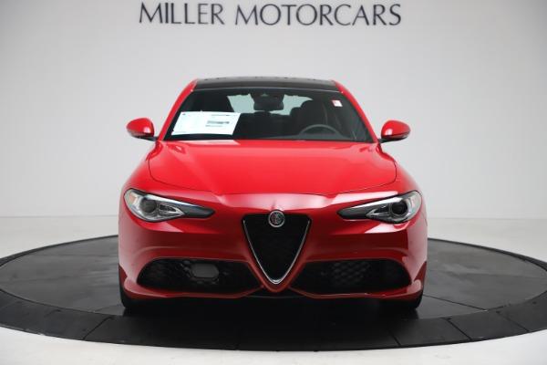 New 2020 Alfa Romeo Giulia Sport Q4 for sale $42,790 at Maserati of Greenwich in Greenwich CT 06830 12