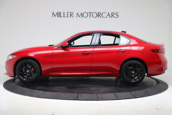 New 2020 Alfa Romeo Giulia Sport Q4 for sale $47,790 at Maserati of Greenwich in Greenwich CT 06830 3