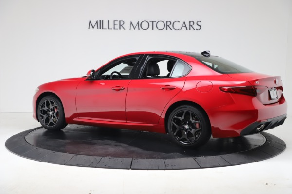 New 2020 Alfa Romeo Giulia Sport Q4 for sale $47,790 at Maserati of Greenwich in Greenwich CT 06830 4