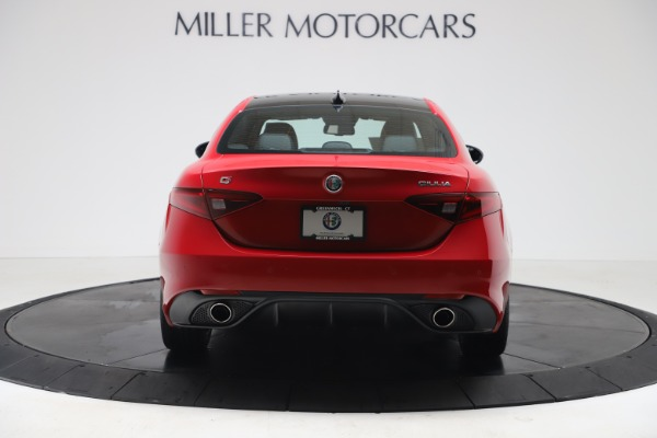 New 2020 Alfa Romeo Giulia Sport Q4 for sale $47,790 at Maserati of Greenwich in Greenwich CT 06830 6