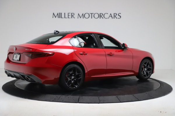 New 2020 Alfa Romeo Giulia Sport Q4 for sale $47,790 at Maserati of Greenwich in Greenwich CT 06830 8