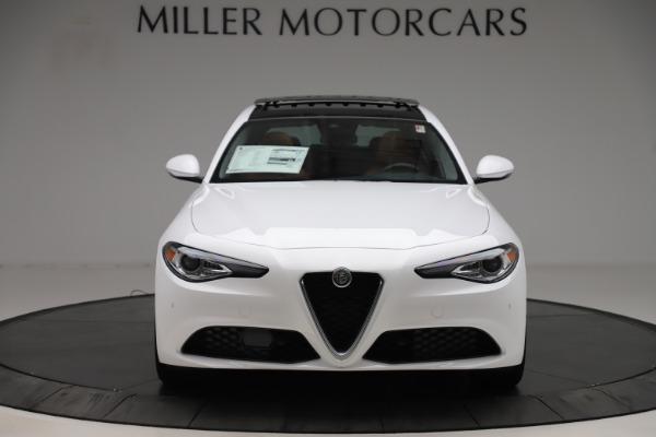 New 2020 Alfa Romeo Giulia Q4 for sale $45,590 at Maserati of Greenwich in Greenwich CT 06830 13