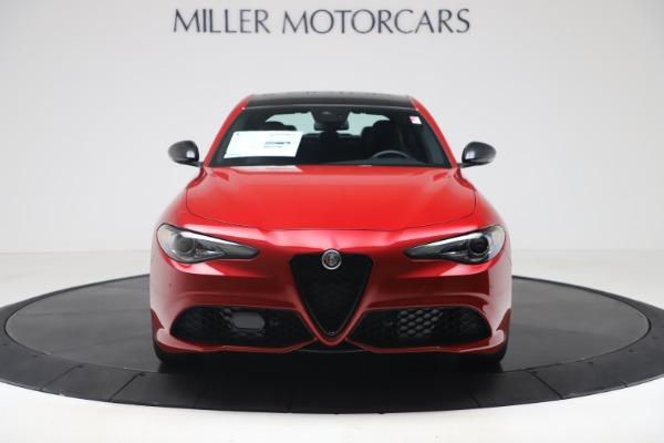 New 2020 Alfa Romeo Giulia Ti Sport Q4 for sale $56,690 at Maserati of Greenwich in Greenwich CT 06830 12
