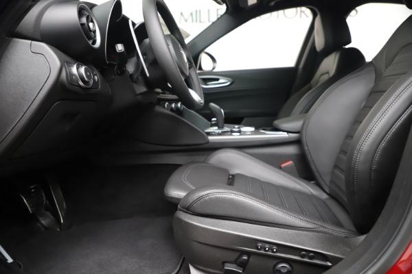New 2020 Alfa Romeo Giulia Ti Sport Q4 for sale $56,690 at Maserati of Greenwich in Greenwich CT 06830 14