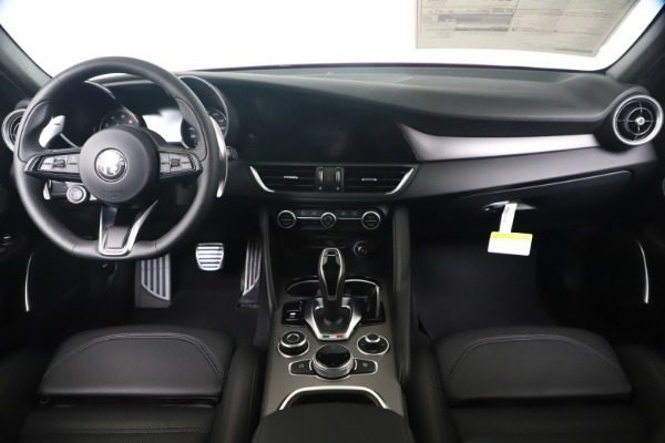 New 2020 Alfa Romeo Giulia Ti Sport Q4 for sale $56,690 at Maserati of Greenwich in Greenwich CT 06830 16