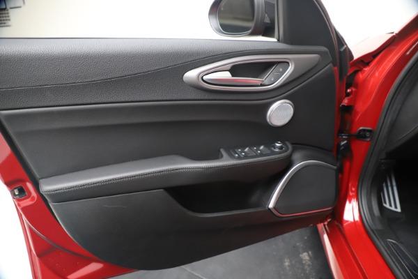 New 2020 Alfa Romeo Giulia Ti Sport Q4 for sale $56,690 at Maserati of Greenwich in Greenwich CT 06830 17