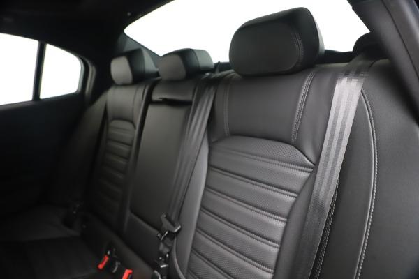 New 2020 Alfa Romeo Giulia Ti Sport Q4 for sale $56,690 at Maserati of Greenwich in Greenwich CT 06830 18
