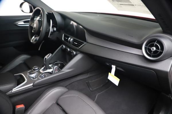 New 2020 Alfa Romeo Giulia Ti Sport Q4 for sale $56,690 at Maserati of Greenwich in Greenwich CT 06830 22
