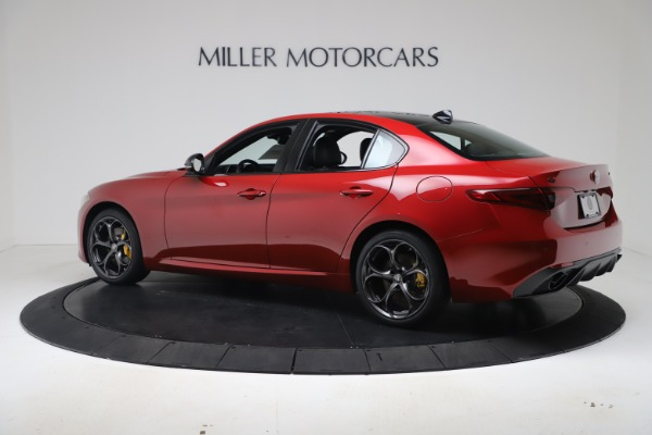 New 2020 Alfa Romeo Giulia Ti Sport Q4 for sale $56,690 at Maserati of Greenwich in Greenwich CT 06830 4