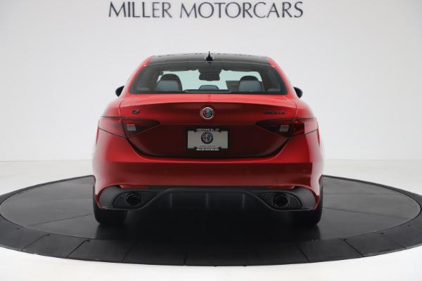 New 2020 Alfa Romeo Giulia Ti Sport Q4 for sale $56,690 at Maserati of Greenwich in Greenwich CT 06830 6