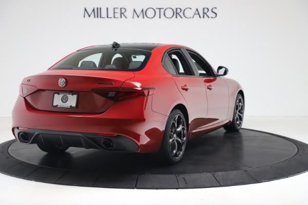 New 2020 Alfa Romeo Giulia Ti Sport Q4 for sale $56,690 at Maserati of Greenwich in Greenwich CT 06830 7
