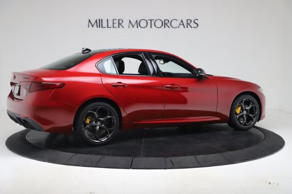New 2020 Alfa Romeo Giulia Ti Sport Q4 for sale $56,690 at Maserati of Greenwich in Greenwich CT 06830 8