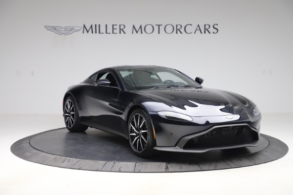 New 2020 Aston Martin Vantage Coupe for sale $177,609 at Maserati of Greenwich in Greenwich CT 06830 10