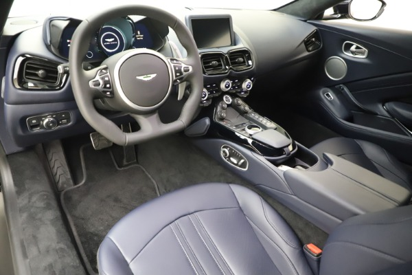 New 2020 Aston Martin Vantage Coupe for sale $177,609 at Maserati of Greenwich in Greenwich CT 06830 13