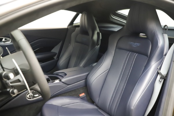 New 2020 Aston Martin Vantage Coupe for sale $177,609 at Maserati of Greenwich in Greenwich CT 06830 14