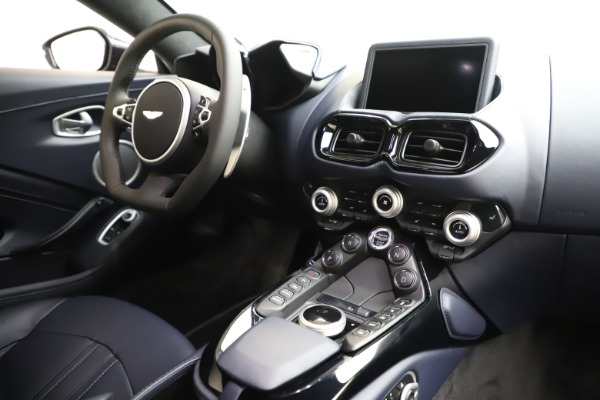 New 2020 Aston Martin Vantage Coupe for sale $177,609 at Maserati of Greenwich in Greenwich CT 06830 16