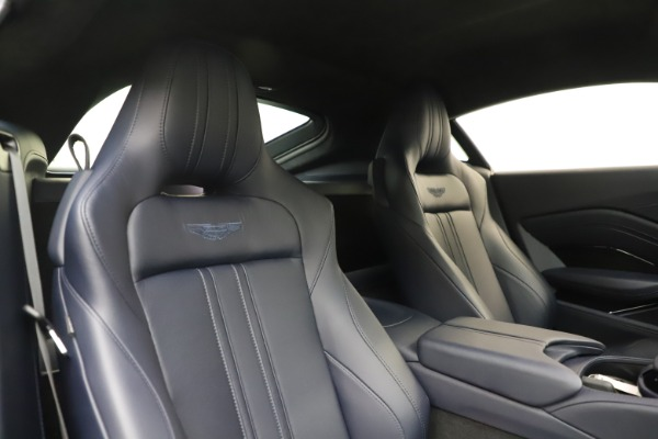 New 2020 Aston Martin Vantage Coupe for sale $177,609 at Maserati of Greenwich in Greenwich CT 06830 17