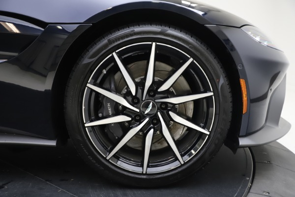 New 2020 Aston Martin Vantage Coupe for sale $177,609 at Maserati of Greenwich in Greenwich CT 06830 18