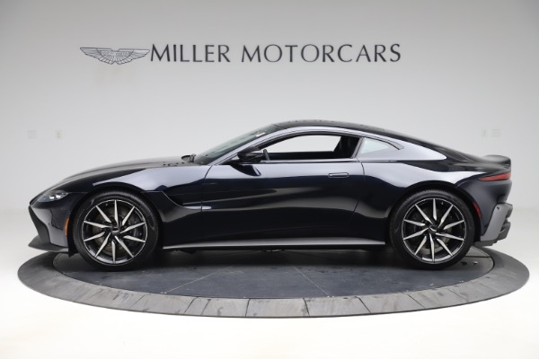 New 2020 Aston Martin Vantage Coupe for sale $177,609 at Maserati of Greenwich in Greenwich CT 06830 2