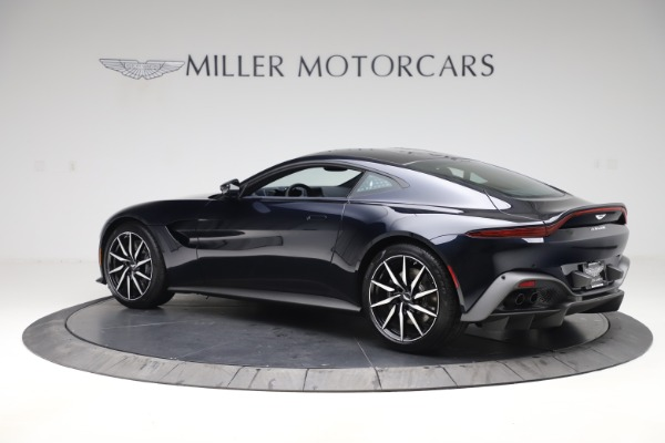 New 2020 Aston Martin Vantage Coupe for sale $177,609 at Maserati of Greenwich in Greenwich CT 06830 3